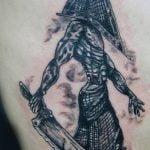 Tatuaje de Ren (caricatura)