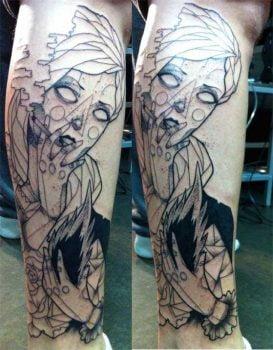 Avances de tatuaje Melissa Valiquette