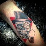Tatuaje «Conviction»