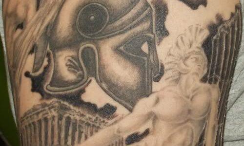 Tatuaje galea