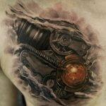 Tatuaje muñeco de Korn