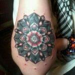 Tatuaje de luciérnaga