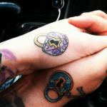Tatuaje de Ironman en brazo