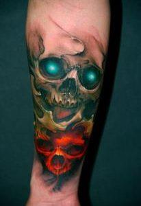Tatuaje por Sivak