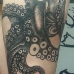 Octopus Blackwork
