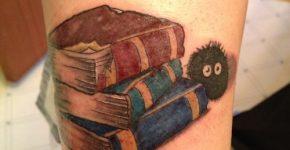 Spirited Away tattoos
