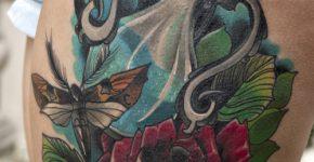 Ragnarok Online tattoo