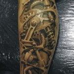 Tatuaje dibujo Alex Grey