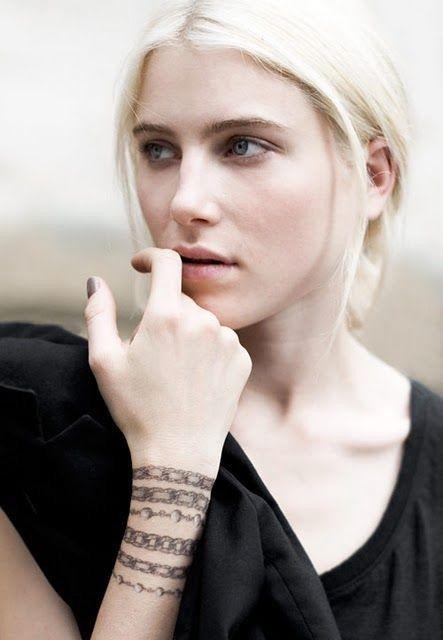 Tatuajes pulseras