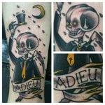 Tatuaje Seguo il mio Cuore