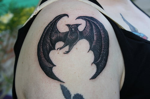 Tattoos Murciélagos