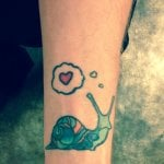 Tatuaje de flecha