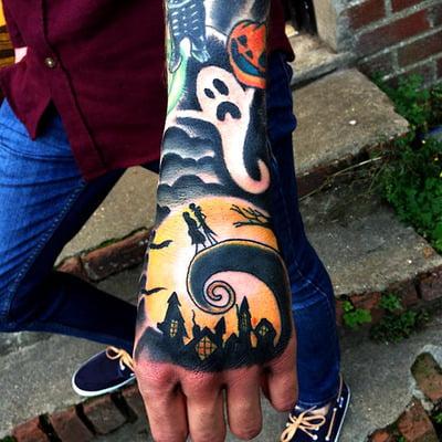 Tatuaje fantasma