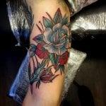 Tatuaje de pareja antigua
