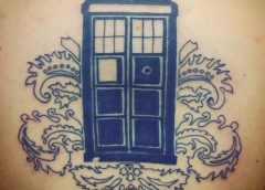 Tatuaje Doctor Who