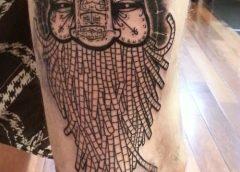 Tatuaje GATS