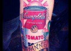 Tatuaje Sopa Campbells