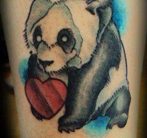 Tatuaje de Bane