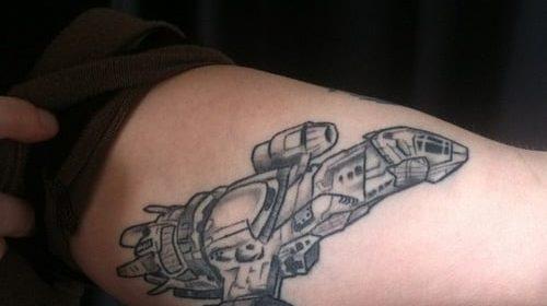 Tatuaje de boxeadora