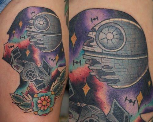 Tatuaje Star Wars