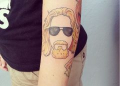 Tatuaje The Dude