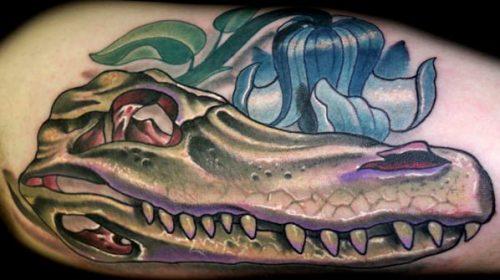 Tatuaje de chuletón