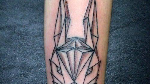Tatuaje de daga