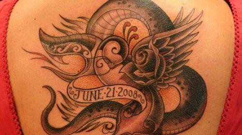 Tatuaje de tormenta