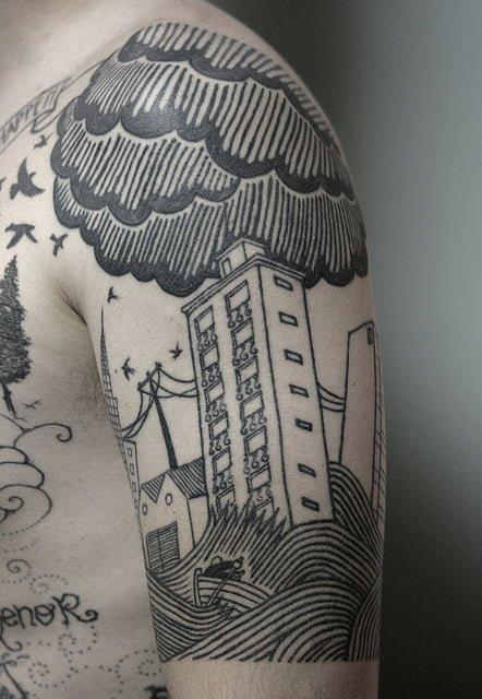 Tatuaje tomenta