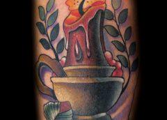 Tatuaje vela