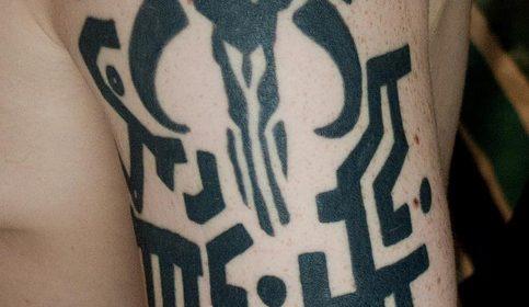 Tatuaje de diente