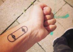 Tatuaje Skate