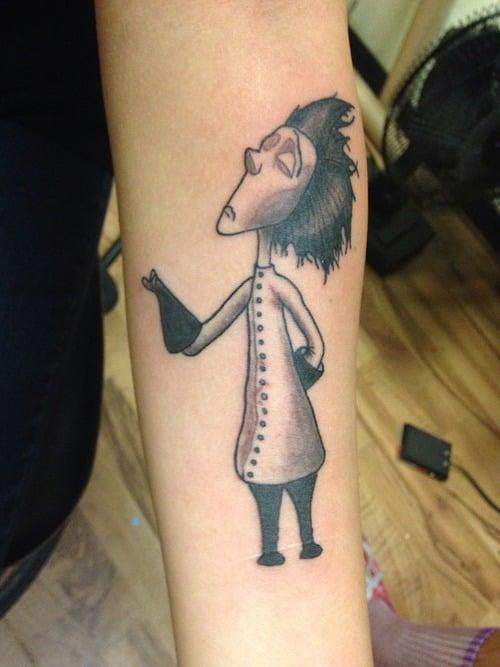 Tatuaje Vincent