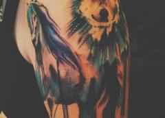 Tatuaje caballo
