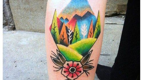 Tatuaje de Vicent