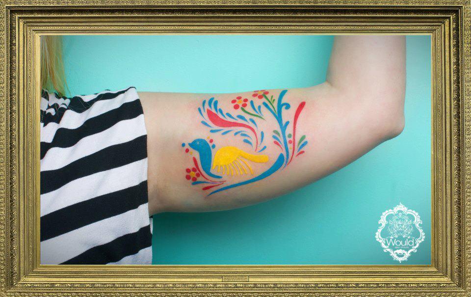 Tatuaje paloma