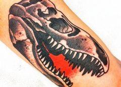 Tatuaje T.Rex