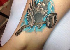 Tatuaje Thor