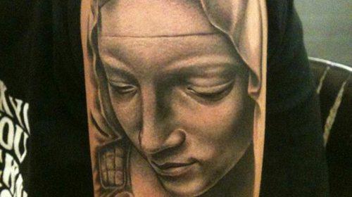 Tatuaje de montaña rusa