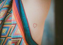 Tatuaje corazoncito