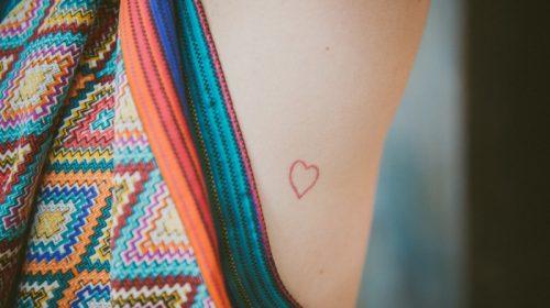 Tatuaje tribal en Dot Work
