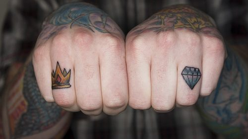 Tatuaje de Caperucita Roja
