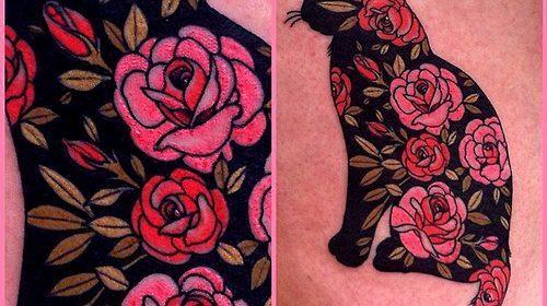 Tatuaje de ataud encadenado