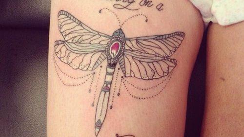 Tatuaje de llave