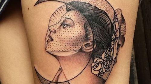 Tatuaje del Joker
