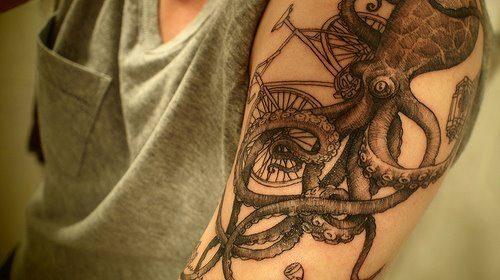 Tatuaje de dioses nórdicos