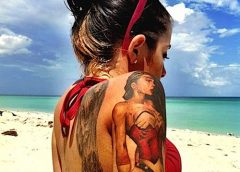 Tatuadores previniendo el cáncer de piel