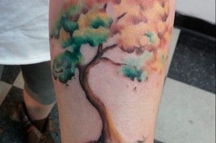Tatuaje de velero