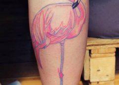 Tatuaje flamenco