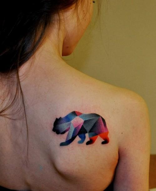 tatuajes osos Archives - Tatuajesxd